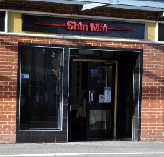 Shin Mai restaurant, Crawley