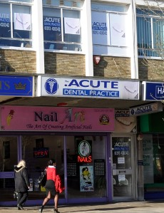 Acute Dental Practice, Crawley