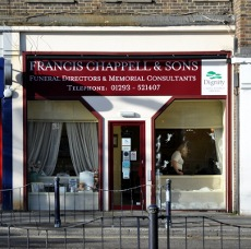 Francis Chappell and Sons, Crawley