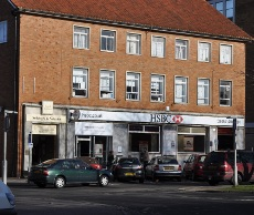 HSBC bank, Crawley