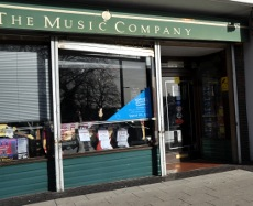 The Music Company, Northgate