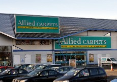 Allied Carpets, County Oak Retail Park