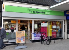 Co-Op, Pound Hill, Crawley