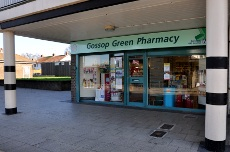 Gossops Green pharmacy, Crawley