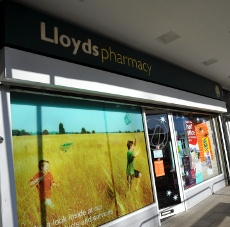 Lloyds pharmacy, Ifield, Crawley