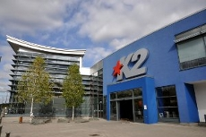 K2 Leisure Centre in Crawley, Sussex