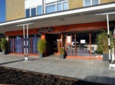 Exterior of Zari Indian restaurant, Ifield, Crawley