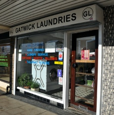 Gatwick Laundries, Gossops Green, Crawley
