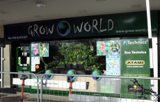 Grow World, Ifield, Crawley