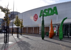 Asda, Crawley