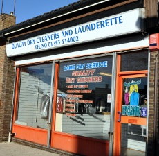Quality Dry Cleaners and Launderette, Pound Hill, Crawley
