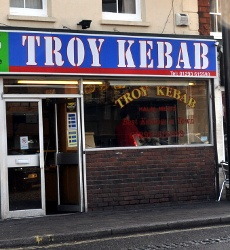 Troy Kebab, Crawley High Street