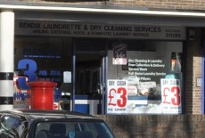 Bendix Launderette, Furnace Green, Crawley