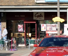 Cooks bakery, Tilgate, Crawley