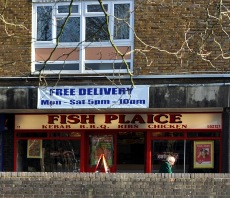 Fish Plaice, Furnace Green, Crawley