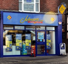 Johnson's dry cleaning, Crawley