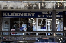 Kleenest dry cleaners, Furnace Green, Crawley