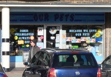Our Pets, Tilgate, Crawley