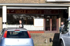 Uncle Harry's take-away, Tilgate, Crawley