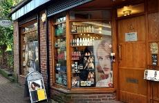 Antonio's hairdressers, Church Walk, Crawley