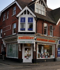 Crombie and Sadler, Crawley