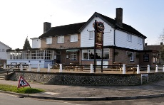 The Downsman pub, Crawley