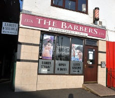 The Barbers, Three Bridges