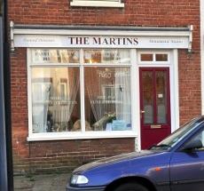 The Martins, Three Bridges