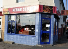 Kebab Centre, Three Bridges, Crawley