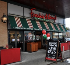 Frankie and Benny's restaurant, Crawley Leisure Park