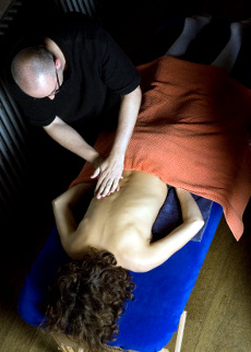 Andrew East, Sussex Mobile Massage
