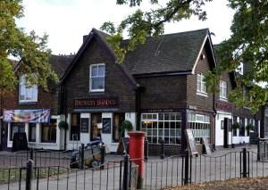 Brewery Shades pub in Crawley