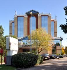 Ramada Plaza hotel in Crawley