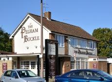 Pelham Buckle pub, Ifield