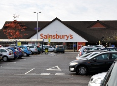 Sainsbury's, West Green, Crawley