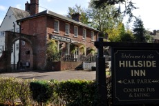 Hillside Inn, Crawley