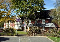 Premier Inn, Pound Hill