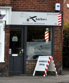 Ciao Barbers, West Green