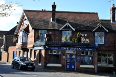The Swan, West Green
