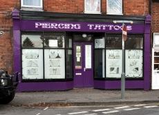 Piercing Tattoos, West Green