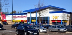 Hollywood Bowl, Crawley