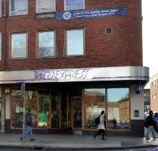 Pizza Express, Crawley