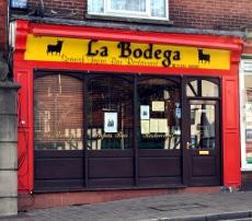 La Bodega restaurant, Crawley
