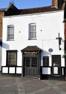 Wusungdan restaurant, Crawley